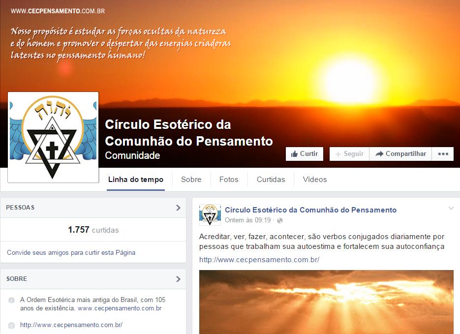 Visite a página do Círculo!